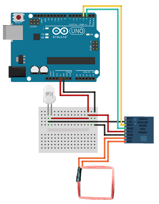 tutorial] RFID | Blog - Codebender Arduino IDE